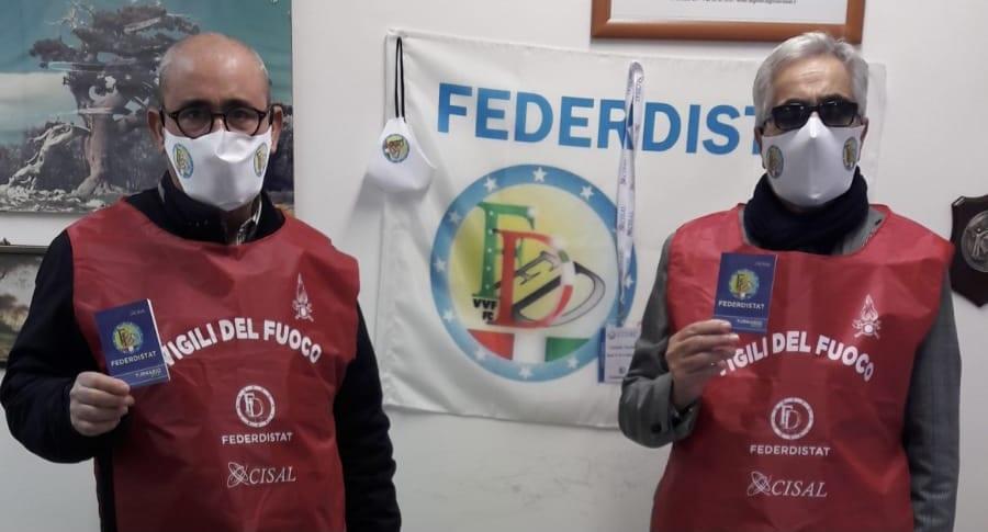 Immagine di copertina di: Federdistat VV.F. – Cisal, Piccionetti nuovo segretario provinciale di Roma