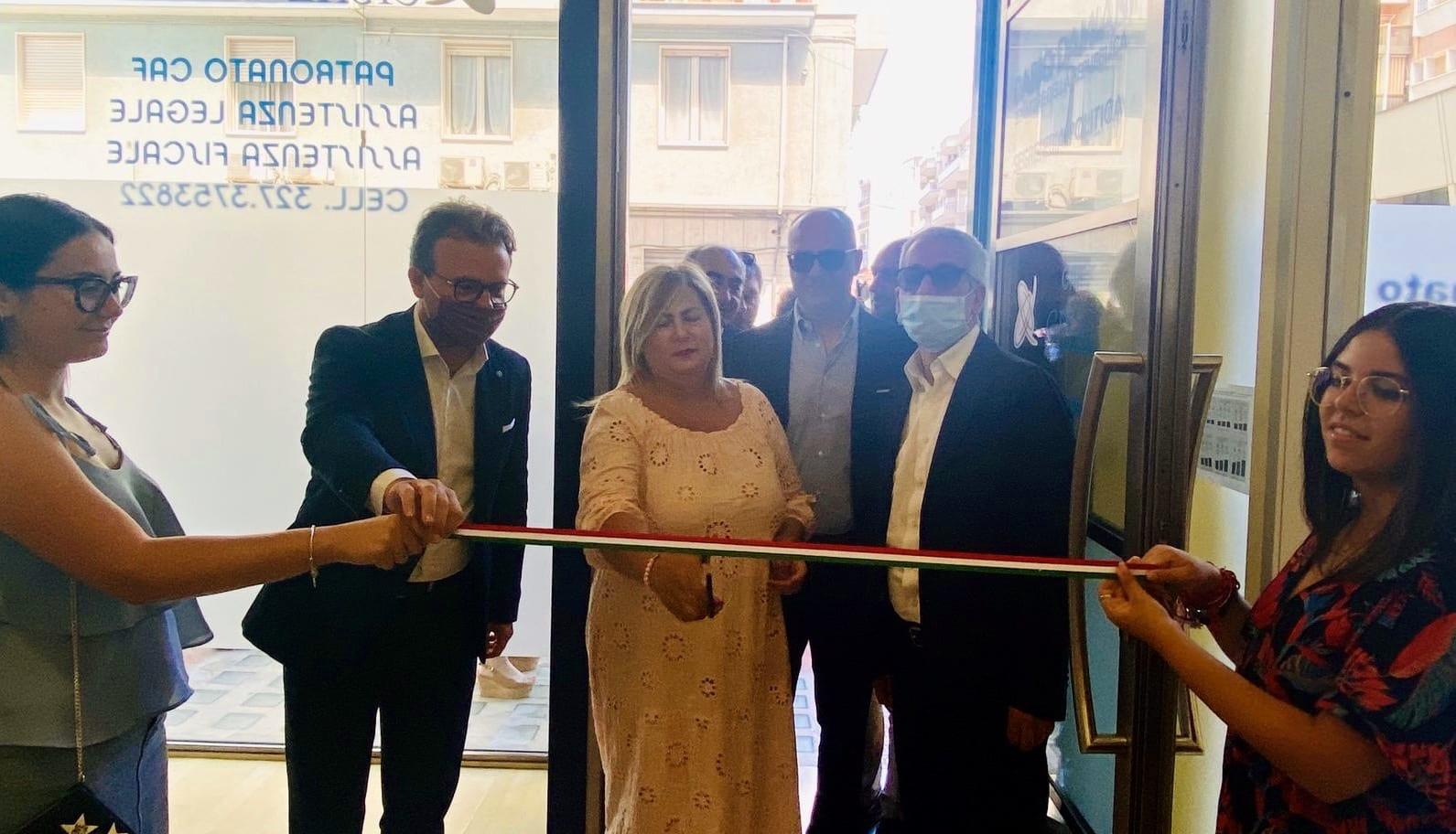 Immagine di copertina di: Inaugurata la nuova sede Cisal a Barletta